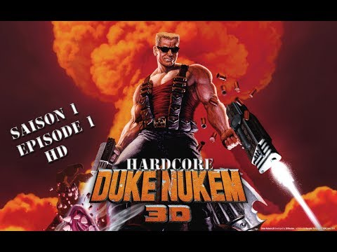 -Saison 1 Episode 1 (Duke Nukem 3D) en mode hardcore - YouTube