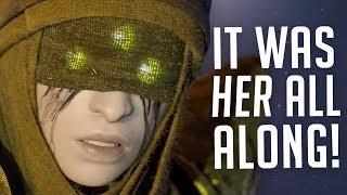 Eris Morn's Dark Awoken SECRET | Destiny 2 Forsaken