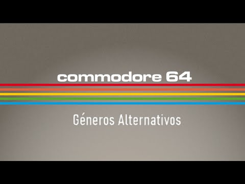 C64 para Sinvers: Géneros ALternativos - C64 Real 50 Hz