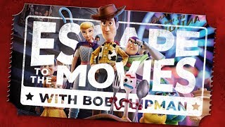 Toy Story 4 Review | Escape to the Movies