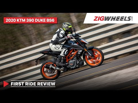KTM 390 Duke BS6 First Ride Review I How Does The Quickshifter Works?
