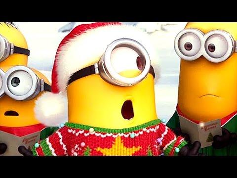 MINIONS Christmas Clip (2015)