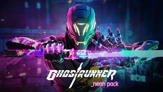 Ghostrunner - Nuove Modalità Ondata e Assistenza gratuite + Neon Pack estetico!