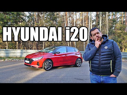 Hyundai i20 2021 - Sensuous Sportiness (ENG) - Test Drive and Review