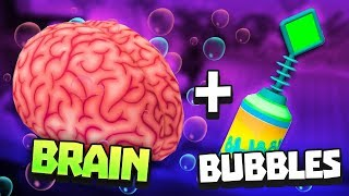 MORTY'S BRAIN IS MADE OF BUBBLES! - Rick and Morty: Virtual Rick-ality VR - VR HTC Vive Pro
