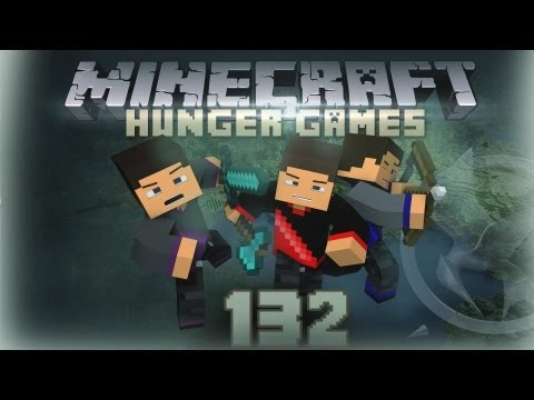 Minecraft: Hunger Games - Game 132 - FISHIN POLES WTF W/ IAmTheAttack And SGCBarbierian - Smashpipe Games