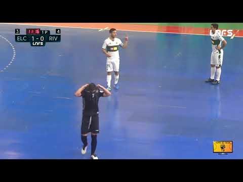 Elche - Rivas Futsal Jornada 5 Grupo D Segunda División Temp 20 21