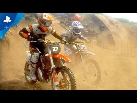 MXGP3 - The Official Motocross Videogame Trailer