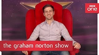 Red chair contributor has an exciting announcement to make - The Graham Norton Show 2017: Preview