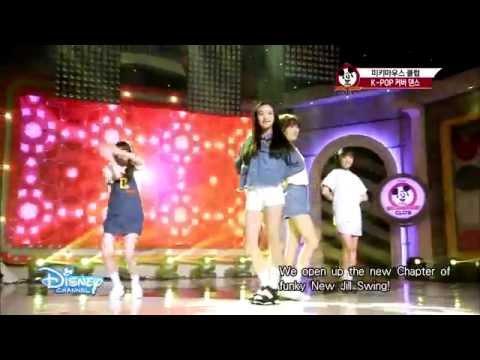 《Mickey Mouse Club》SMROOKIES GIRLS - I'm your girl(S.E.S)(English Lyrics)