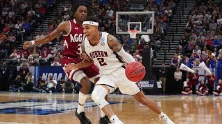 Watch the final 7 minutes of the Auburn-New Mexico State thriller