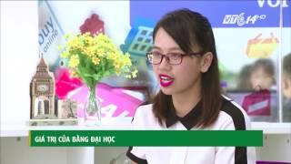 (VTC14)_ Giá trị của bằng đại học