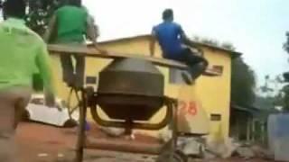 Ringišpil Na Mješalici ( VIDEO )