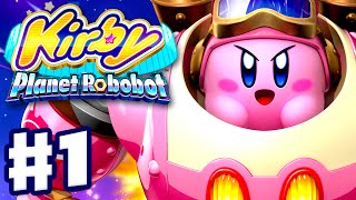 Game | Kirby Planet Robobot | Kirby Planet Robobot