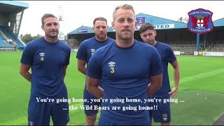 EFL - A message for the Wild Boars 3