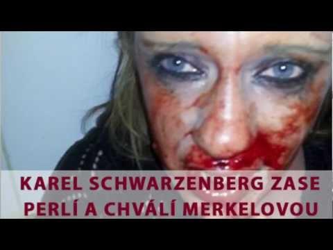 Tomio Okamura: Karel Schwarzenberg zase perlí a chválí Merkelovou