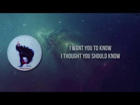 You Should Know - Dead by April (Lyrics)