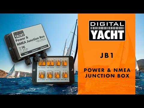 JB1 Power & NMEA Junction Box - Digital Yacht