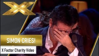 Simon Cowell Bursts Into Tears Girlfriend Lauren Rushes IN! SEE WHY! The X Factor 2019: Celebrity