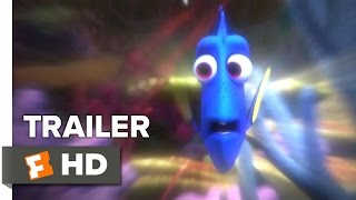 Finding Dory (2016) Trailer – Ellen DeGeneres, Idris Elba Animation HD