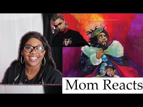Mom reacts to J. Cole 1985 (Official Audio) | Reaction | Lil Pump Diss?