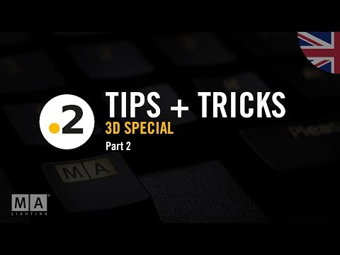 dot2 tips and tricks special dot2 3D No02