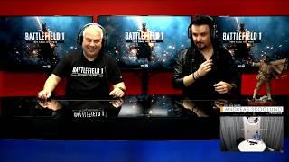 Battlefield 1 - They Shall Not Pass Játékmenet Livestream