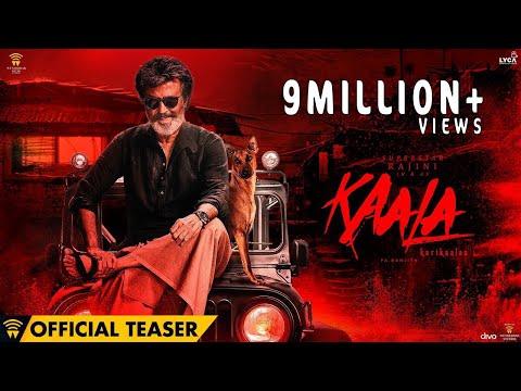 Kaala (Hindi) - Official Teaser - Rajinikanth - Pa Ranjith - Dhanush - Santhosh Narayanan