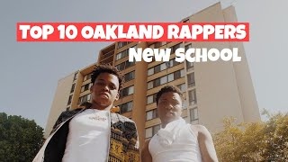 Top 10 Current Rappers in Oakland (2019)