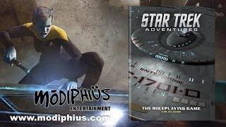 Game Geeks #297 Star Trek Adventures: The Roleplaying Game -  Core Handbook