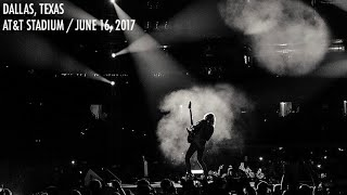 Metallica: Live in Dallas, TX - June 16, 2017 (Full Concert)