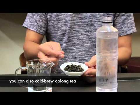 5 冷泡茶 Cold brewed tea.m4v喜堂ChaTei茶葉知識taiwan tea