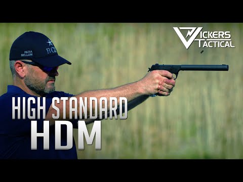 High Standard HDM 4k