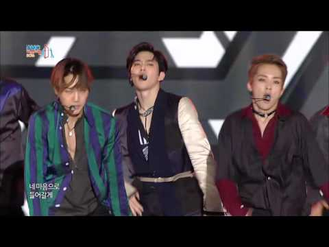 【TVPP】 EXO - Monster, 엑소 – 몬스터 @Dmc festival korean music wave