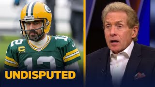 Aaron Rodgers is holding the Packers hostage following NFC Championship loss   NFL   UNDISPUTED