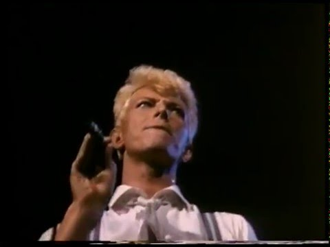 David Bowie sings 'Imagine' - a tribute to John Lennon