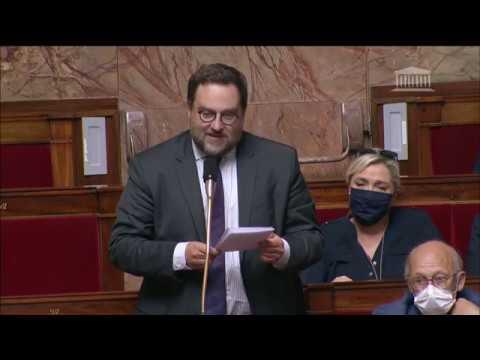 M. Antoine Savignat - Mise en oeuvre de la loi contre les violences au sein de la famille