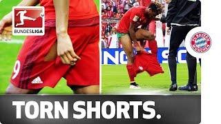"""بالفيديو..""""شورت"""" كومان يخطف الأنظار خلال مباراة بايرن ميونخ وشالكة"""