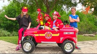 Little Heroes 15 - Fire Water, The Fire Engine and The Return of The Spark