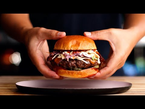 How A Food Stylist Makes A Perfect Burger