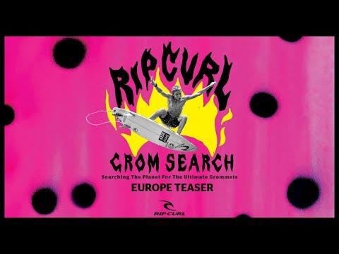 2018 European #GromSearch Teaser