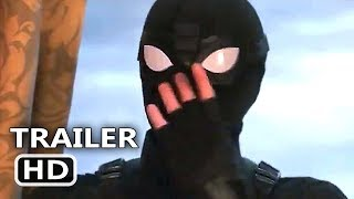 SPIDER MAN FAR FROM HOME Trailer # 4 (NEW 2019) Marvel Movie HD