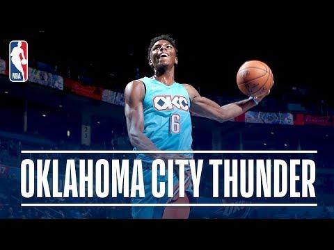 Best of the Oklahoma City Thunder | 2018-19 NBA Season