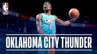 Best of the Oklahoma City Thunder | 2018-19 NBA Season