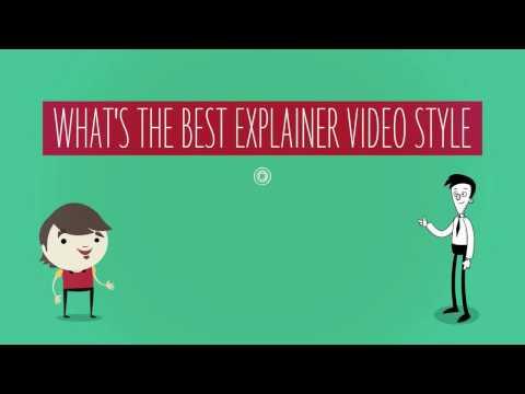 Marketing Explainer Videos