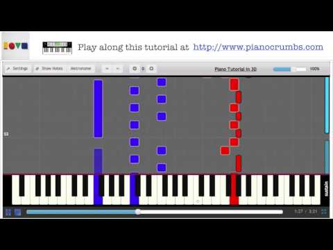 Baixar Jason Mraz - 93 Million Miles (Love Is A Four Letter Word Album) - Piano Tutorial