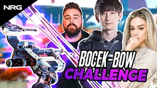 Who's the best with the new Bocek-Bow in NRG Apex? (aceu, Rogue, LuLuLuvely)