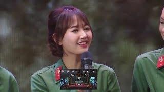 Hương Giang Idol tiết lộ Nhung Gumiho muốn lấy chồng bộ đội || Gala Sao Nhập Ngũ