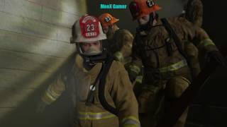 The bureau raid fire crew 100 gold medal walkthrough for Bureau raid crew