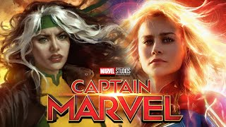 BREAKING! FIRST X-MEN ROGUE DEBUTS AS CAPTAIN MARVEL 2 VILLAIN IN MCU